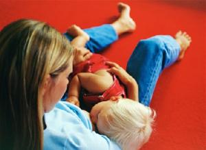 Πλεονεκτήματα του θηλασμού νηπίου