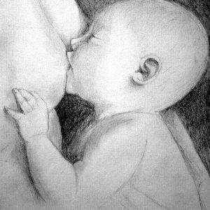 Έξι μήνες θηλασμού για την υγεία του μωρού