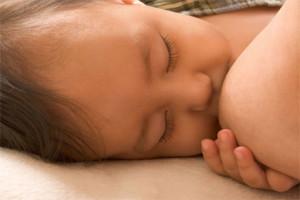 Ο θηλασμός ως μέθοδος αντισύλληψης