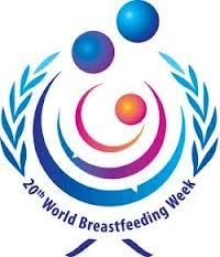 Παγκόσμια Εβδομάδα Μητρικού Θηλασμού 2012