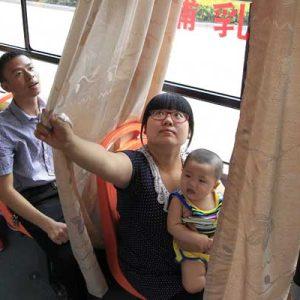 Κίνα: ειδική θέση σε λεωφορείο για τις θηλάζουσες μητέρες