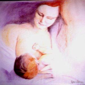 Η ιστορία της Κωνσταντίνας – 35 μήνες θηλασμού