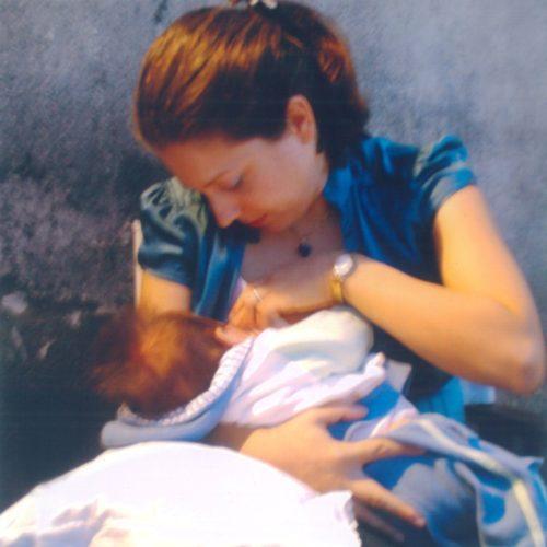 Η ιστορία θηλασμού της Ναταλίας – Ο θηλασμός ήταν κάτι που θα προσέφερα οπωσδήποτε στο παιδί μου.