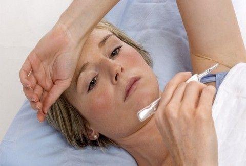 Μπορώ να θηλάσω όταν έχω πυρετό;