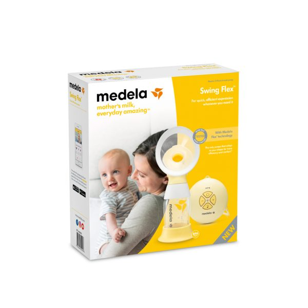 swing flex medela