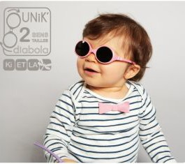 Γυαλιά ηλίου 2 – 4 ετών – KiETLA