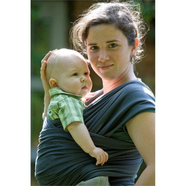 Μάρσιπος Wrap, tricot-slen organic cotton για babywearing - Babylonia