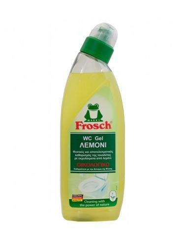 Οικολογικό καθαριστικό λεκάνης WC λεμόνι 750ml - Frosch