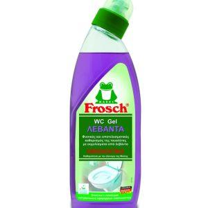 Οικολογικό καθαριστικό λεκάνης WC 750ml – Frosch