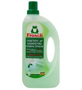 Οικολογικό υγρό γενικού καθαρισμού με ουδέτερο PH, 1lt – Frosch