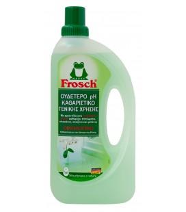 Οικολογικό υγρό γενικού καθαρισμού με ουδέτερο PH, 1lt - Frosch