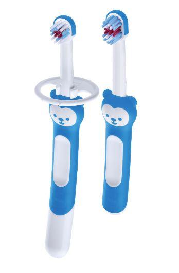 Σετ οδοντόβουρτσες - ΜΑΜ - Γαλάζιο