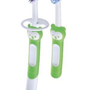 Σετ οδοντόβουρτσες εκπαιδευτική και βρεφική – ΜΑΜ