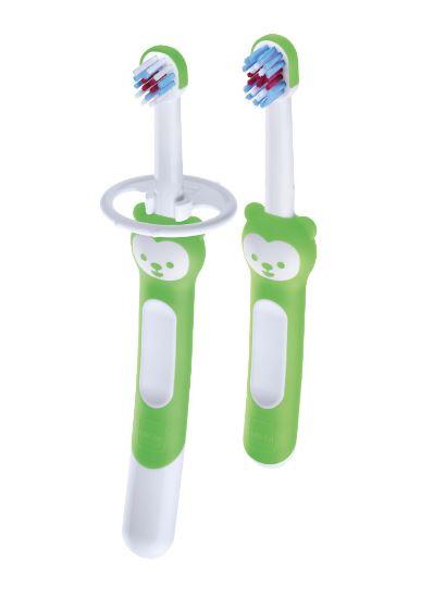 Σετ οδοντόβουρτσες - ΜΑΜ - Λαχανί