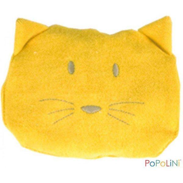 θερμοφόρα με κουκούτσια, Popolini γατούλα κίτρινο