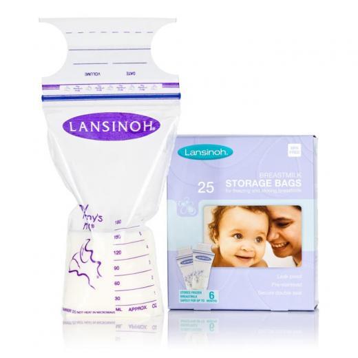 Σακκουλάκια συλλογής γάλακτος - Lansinoh