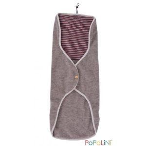 Υπνόσακος pouch από οργανικό μαλλί – Popolini