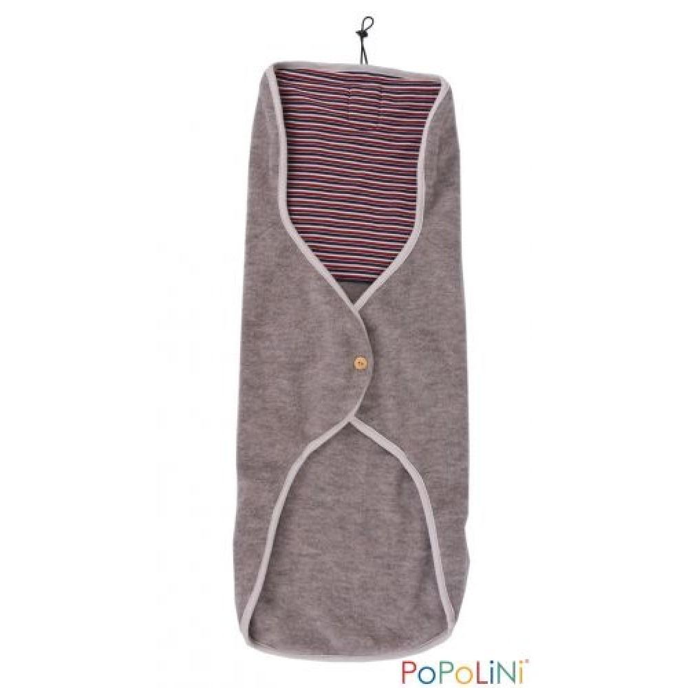 Υπνόσακος pouch από οργανικό μαλλί - Popolini
