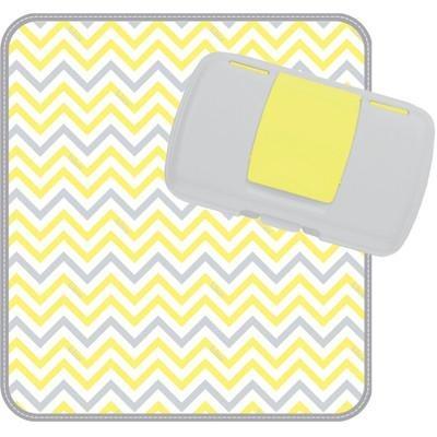 Σετ αλλαγής πάνας - BBox - Κίτρινο-γκρι
