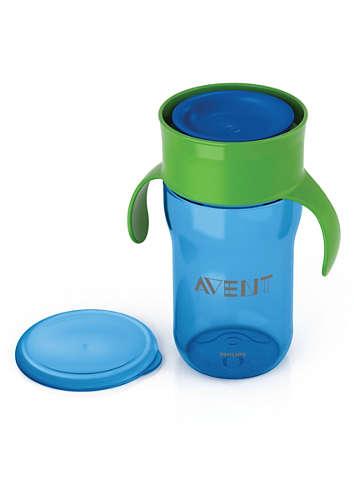 Ποτήρι για νήπια, 360o -340ml - Philips Avent