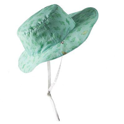 Καπέλο δύο όψεων, με αντηλιακή προστασία UV50, Cactus – KiETLA