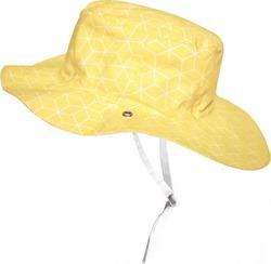 Καπέλο δύο όψεων, με αντηλιακή προστασία UV50 - KiETLA - Κίτρινο
