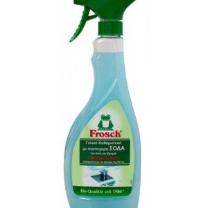 Οικολογικό γενικό καθαριστικό με σόδα, 500ml – Frosch