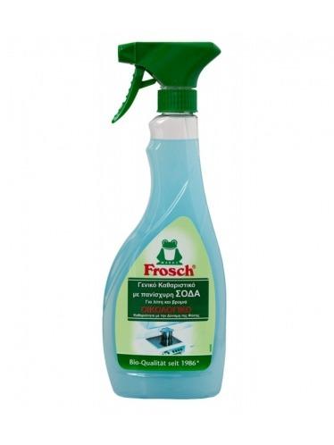 Οικολογικό γενικό καθαριστικό με σόδα, 500ml - Frosch