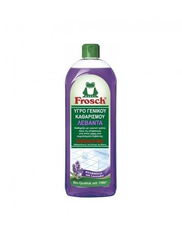 Οικολογικό υγρό γενικού καθαρισμού λεβάντα, 750ml - Frosch