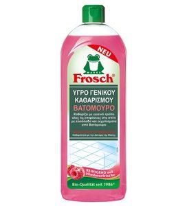 Οικολογικό υγρό γενικού καθαρισμού, 750ml – Frosch