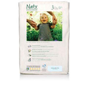 Οικολογικές πάνες Naty No3