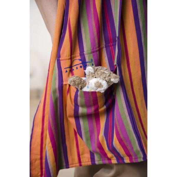 Μάρσιπος Ring Sling - Amazonas - τσέπη