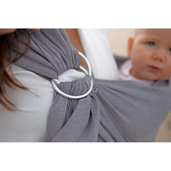 amazonas ring sling γκρι