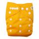 Πλενόμενη υφασμάτινη πάνα, μονόχρωμη, Pocket One size – Funky Monkey