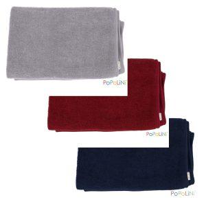 Κουβέρτα μωρού από οργανικό μαλλί fleece – Popolini