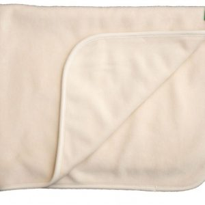 Κουβέρτα μωρού από οργανικό βαμβάκι fleece – Popolini