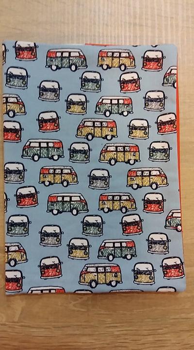 Θήκη για βιβλιάριο υγείας του παιδιού - Λεωφορεία