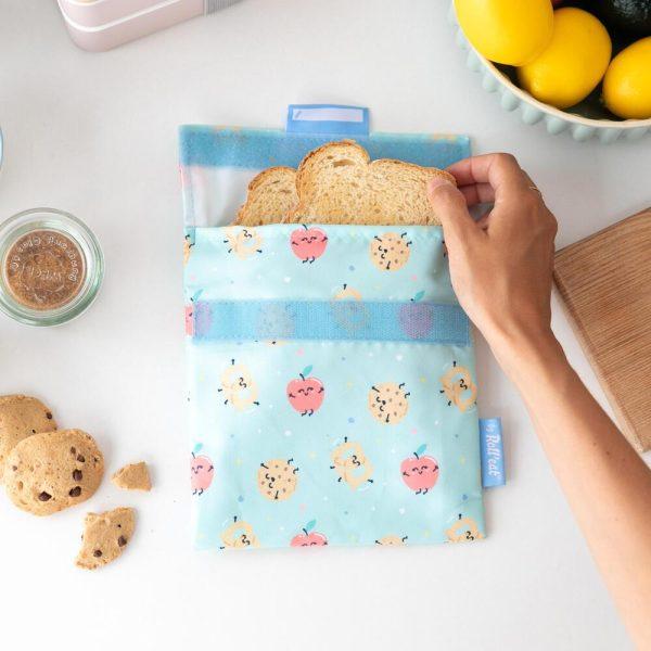 Snack n' Go Snack Bags - Apple