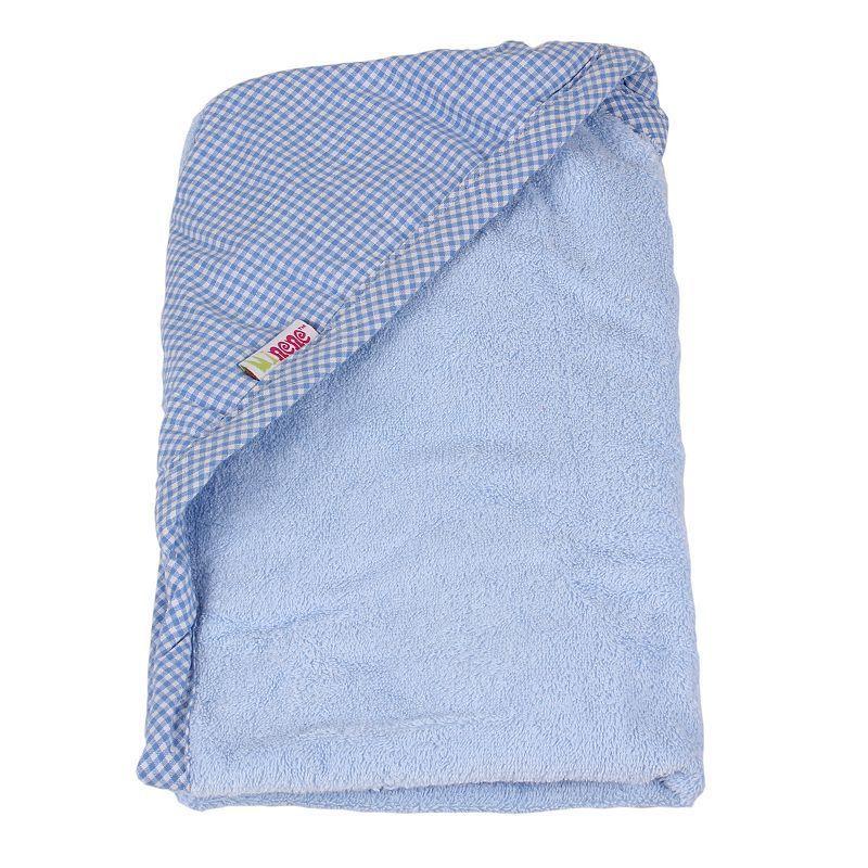 Πετσέτα αγκαλιάς για νεογέννητο - Minene - Γαλάζια