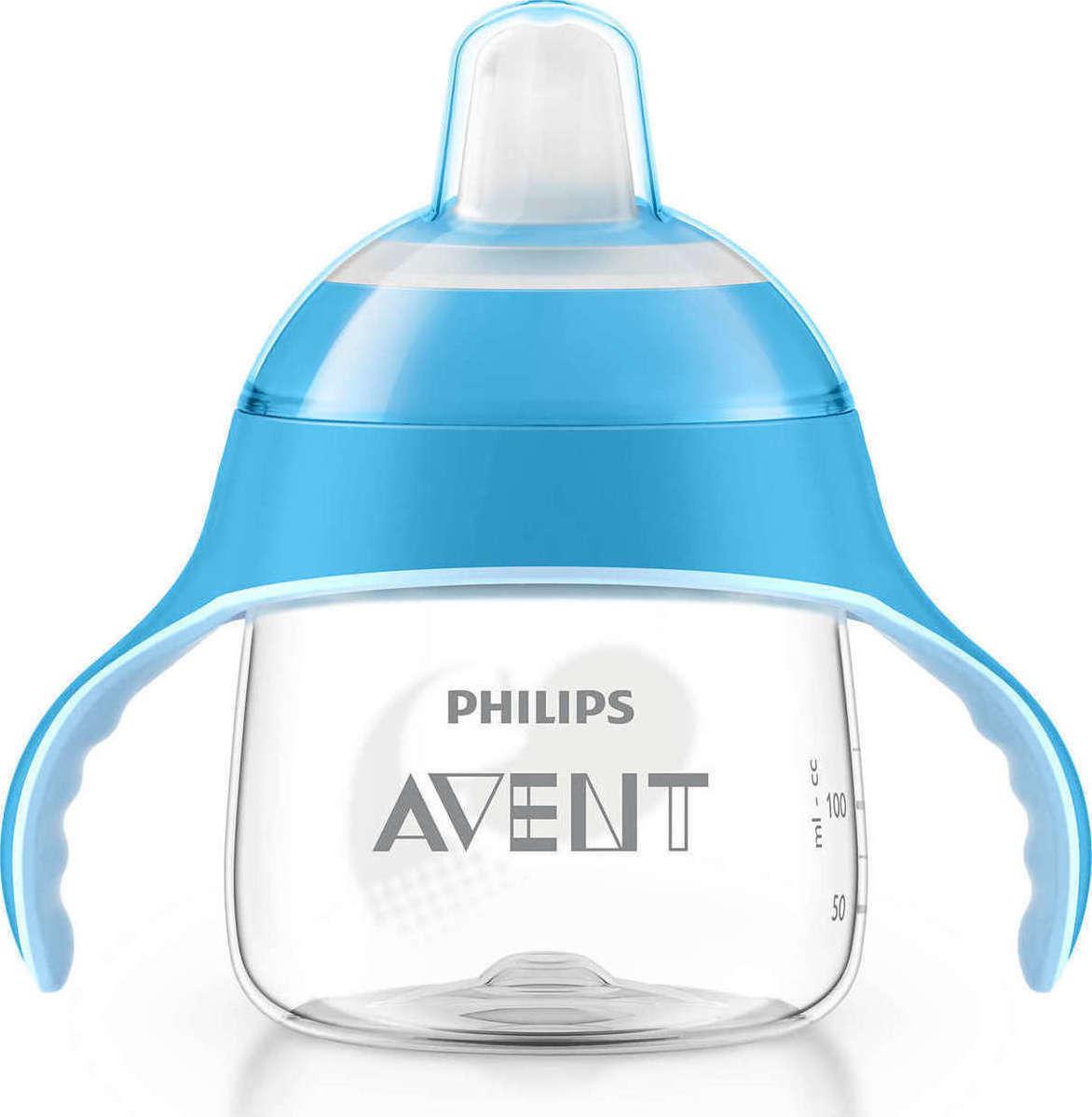 Ποτηράκι με λαβές - 200ml - 6μ+ - Philips Avent
