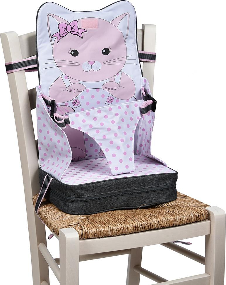 Φορητό καθισματάκι φαγητού - POLAR GEAR- Kitty
