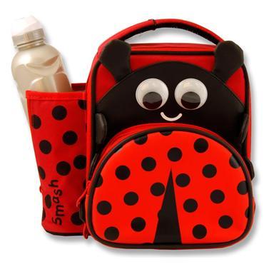 Ισοθερμική τσάντα φαγητού πασχαλίτσα- SMASH