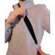 Μπλούζα θηλασμού φούτερ με γιακά