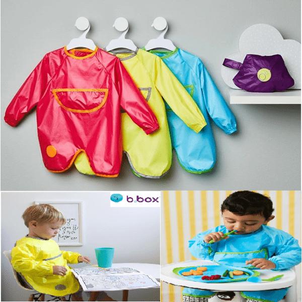 Σαλιάρα - μπλούζα αδιάβροχη - BBox