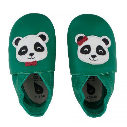 Βρεφικά παπουτσάκια Bobux - Πράσινο - Πάντα