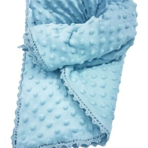 Κουβέρτα μωρού minky