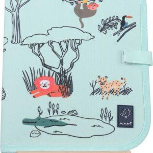 Βιβλίο ζωγραφικής με κιμωλίες, χωρίς σκόνη – Jaq Jaq bird