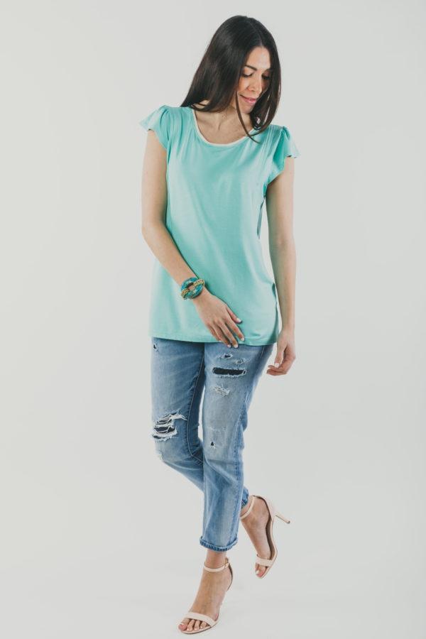 Μπλούζα θηλασμού Cool Air