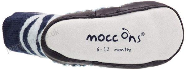Καλτσοπαντοφλάκια Mocc ons