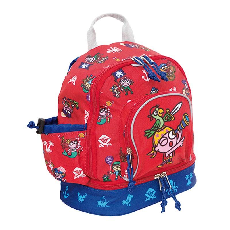 Τσάντα πλάτης με ισοθερμική θήκη της LAKEN - ΠΕΙΡΑΤΗΣ